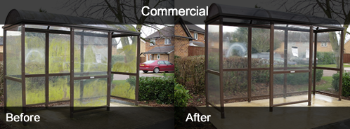 Commercial Gallery Before & After